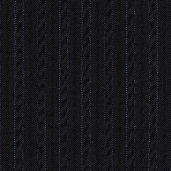Amadeus Pure WoolSuper 100'sBlue with Stripes