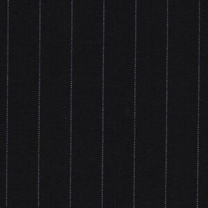 Dormeuil Finest 15.7 Super 160s Navy Blue with Stripes