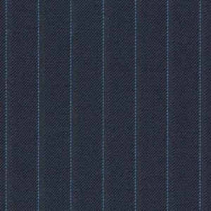 Holland and Sherry Swan Hill 2018 navy/royal blue pin stripe 3/8 inch