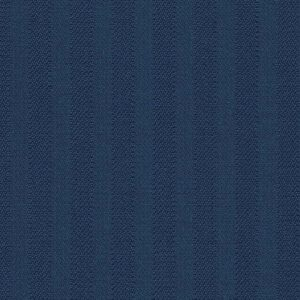 Holland and Sherry Swan Hill 2018 blue warp and weft faced block stripe 3/8 inch