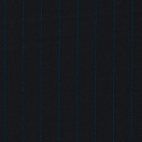 Benjamin Crosland 100% Wool Super 150s Ash Grey with Stripes
